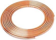 5m 3/8inch Copper Coil Pipe Air Conditioner Tube