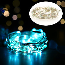 5M 50LED String Lights Waterproof Outdoor