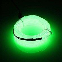 5M EL Wire Neon Light Flexible Portable Light Neon