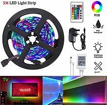 5M LED Strip Light TV Backlight Rainbow Effect