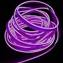 5M USB EL Wire Super Bright Light Neon Tube