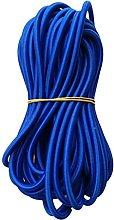 5mm Blue Elastic Shock Cord Bungee Rope Tie Down