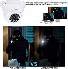5MP Security Camera 3.6mm Lens HD Camera NTSC