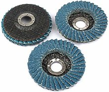 5pcs 3inch Grinding Wheels Flap Discs 75mm Angle