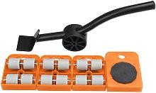 5pcs Moves Furniture Tool Transport Shifter Moving