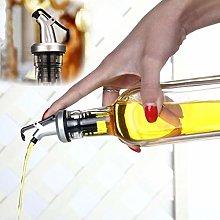 5PCS Olive Oil Bottle Sprayer Dispenser Stopper