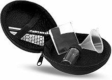 5pcs Portable Smoking Kit, Portable Storage Case