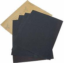 5PCS Sheets Sandpaper Waterproof Abrasive Paper