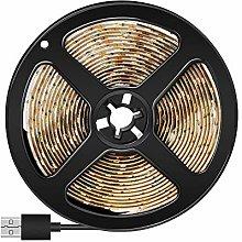 5V Lamp led Strip Light USB LED Stairs Closet