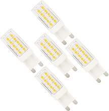 5W G9 LED Bulbs, Replacement 40W Halogen Bulbs,