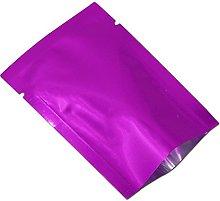 5x7cm(1.9x2.7 inch) Metallic Aluminum Foil Smell