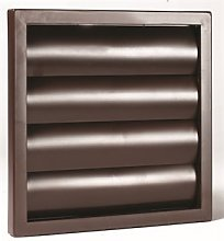"6"" Gravity BROWN Fan Grill"