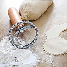 6.5cm Round Jagged Pastry Maker Dumpling Wrapper