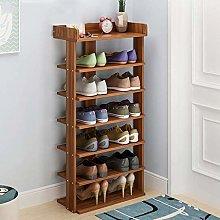 6/7/8 Floor Shoe Rack Shelf Flower Stand Bookshelf