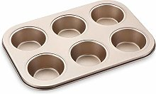 6 Cups Bakeware Mince Pie Kitchen&Dining Cake Pan