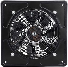 6 Inch 40W Wall Mounted Exhaust Fan Low Noise