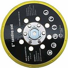 6 Inch Sander Backing Pad Sander Base 150mm 17