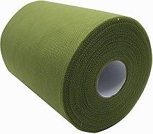6 inch x 100 yards (300 feet) Tulle Fabric