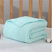 6 Layers Baby Blanket 105 * 105 Cm Washable Baby