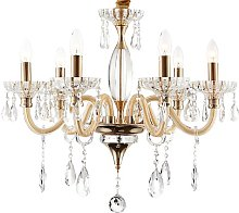 6 Light Candle Chandelier Astoria Grand