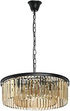 6-Light Crystal Chandelier Willa Arlo Interiors