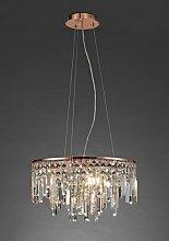 6-Light Mini Chandelier Willa Arlo Interiors