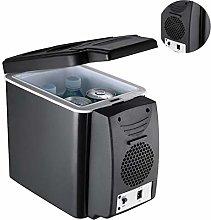 6 Liter Car Mini Refrigerator,Portable Compressor
