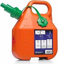 6 Litre Petrol Can - Orange