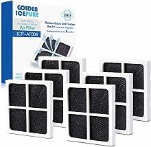 6 Pack Fresh Air Refrigerator Air Filter