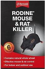 ( 6 Pack) Rodine Rat+Mouse Killer - 300g