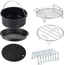 6 pc. Air Fryer Accessory Set - Universal