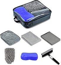 6 Pcs Car Wash Tool Interior and Exterior Car