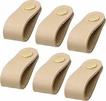 6 pcs Furniture Door Handle Drawer Cabinet Handle,