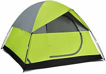 6 Person Pop Up Tent Family Camping Hiking Shelter