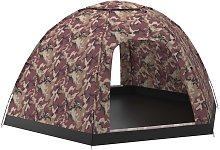6-person Tent Multicolour - Youthup