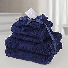 6 Piece Mallory Towel Set Wayfair Basics Colour: