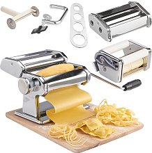6 Piece Pasta Maker and Attachment Set VonShef
