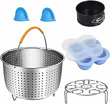 6-Pieces Pressure Cooker Accessories Set
