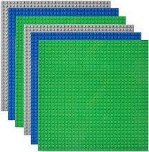 6 Plate Set Building Plate Compatible with Most
