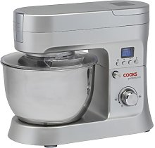 6 Speed 6.2L Stand Mixer Cooks Professional