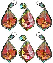6 Vitrail AB Gothic Colour Iridescent Rainbow