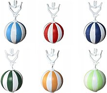 6x Table Cloth Weights, Table Cloth Ball Clipl
