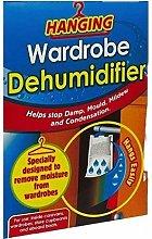 6 x Wardrobe Dehumidifier- Hanging Wardrobe