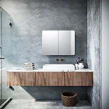 600 x 800 mm Stainless Steel Bathroom Mirror