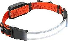 60000 Lumen USB Rechargeable Head Torch,Super
