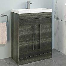 600mm Bathroom Vanity Unit Basin Cabinet Unit