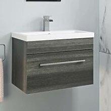 600mm Bathroom Wall Hung Vanity Unit Basin Cabinet