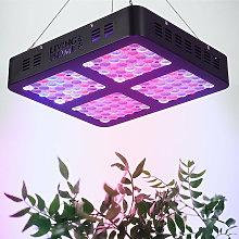 600W LED Panel Grow Light Full Spectrum Indoor
