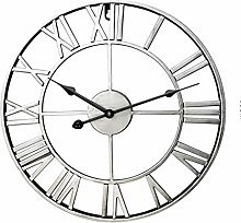 60CM Large Wall Clock No Ticking Extra Large Wall