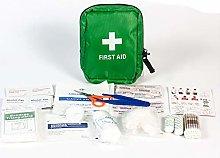 61pcs/set Oxford Cloth Emergency Kit First Aid Bag